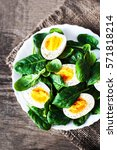 Healthy Salad   Spinach Baby...