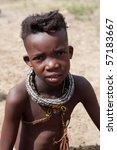 kaokoland  namibia   may 9 ... | Shutterstock . vector #57183667