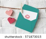 Small photo of Love Letter Valentine Gift