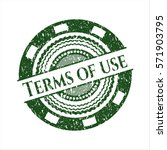 green terms of use distressed...
