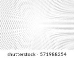 abstract halftone pattern... | Shutterstock .eps vector #571988254
