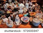 athens  greece   september 27 ... | Shutterstock . vector #572033347