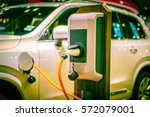 Power Supply For Electric Car...