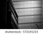 windows of commercial building... | Shutterstock . vector #572141215
