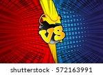 vector background with versus...   Shutterstock .eps vector #572163991