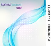 abstract  wave design element.... | Shutterstock .eps vector #572165455