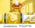 Offshore Oil And Gas Operation...