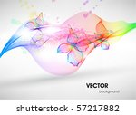 colorful surface. vector...