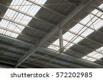 industry ceiling  | Shutterstock . vector #572202985