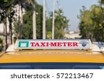 Signs Taxi
