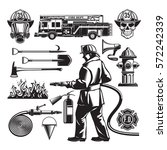 Vintage Firefighting Elements...