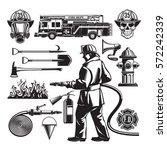 Vintage Firefighting Elements...