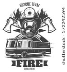 Monochrome Firefighting...