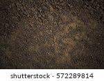 Closeup Soil Texture