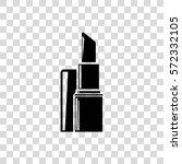 pomade. lipstick vector icon | Shutterstock .eps vector #572332105