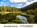 Beautiful Mountain Lake...