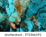 abstract hand made texture.... | Shutterstock . vector #572366191