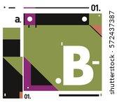 vector brochure design with...