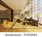 ultra modern  hi tech design ... | Shutterstock . vector #57243934