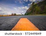 Road Radial Blur