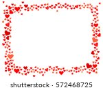 abstract love for your... | Shutterstock .eps vector #572468725