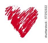 heart | Shutterstock .eps vector #57252322
