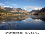 Glen Etive In The Scottish...