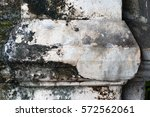 stone wall texture for web... | Shutterstock . vector #572562061