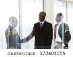 association alliance meeting... | Shutterstock . vector #572601559