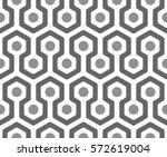 beautiful seamless geometric... | Shutterstock .eps vector #572619004