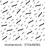 short lines seamless pattern | Shutterstock .eps vector #572648581