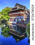 strasbourg  france  august 06... | Shutterstock . vector #572678029
