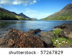 Loch Leven And The Pap Of...