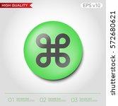 logo icon. button with logo...