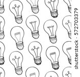 bulb white background. electric ...