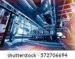 industrial zone  steel... | Shutterstock . vector #572706694