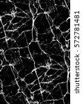 Abstract Black Marble Texture ...