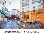 paris  france   december 11... | Shutterstock . vector #572794819