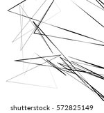 geometric art with random ... | Shutterstock .eps vector #572825149