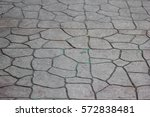 patterned stone | Shutterstock . vector #572838481