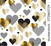 love heart concept vector... | Shutterstock .eps vector #572863729