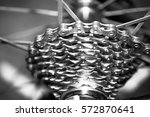 Gears Of A Bicycle
