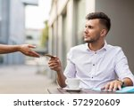 finance  payment  cash free and ... | Shutterstock . vector #572920609