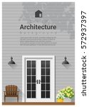 elements of architecture  ...   Shutterstock .eps vector #572937397