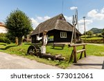 podbiel  slovakia   august 2 ... | Shutterstock . vector #573012061