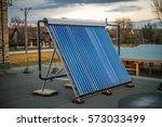 Solar Water Heater Panel...