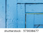 artful weathered deep blue... | Shutterstock . vector #573038677
