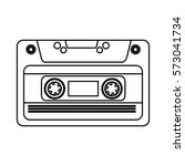 Cassette Music Old Fashion...