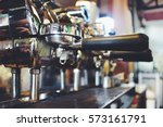 coffee machine | Shutterstock . vector #573161791
