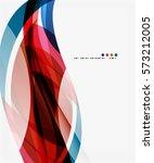 business wave corporate...   Shutterstock .eps vector #573212005